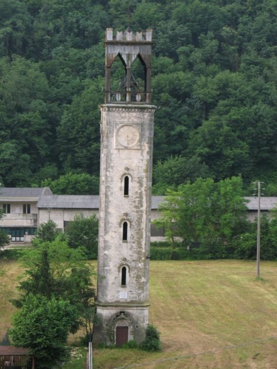 Val di Molino campanile3
