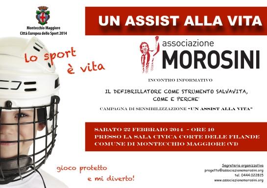Invito Un Assist alla Vita - Montecchio CON LOGO-01