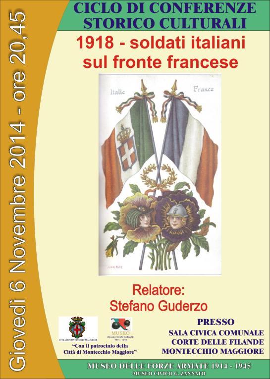 Italiani sul fronte francese