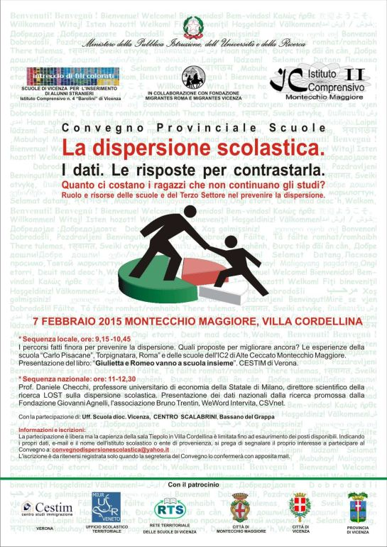 Convegno Prov. DISPERSIONE SCOLASTICA