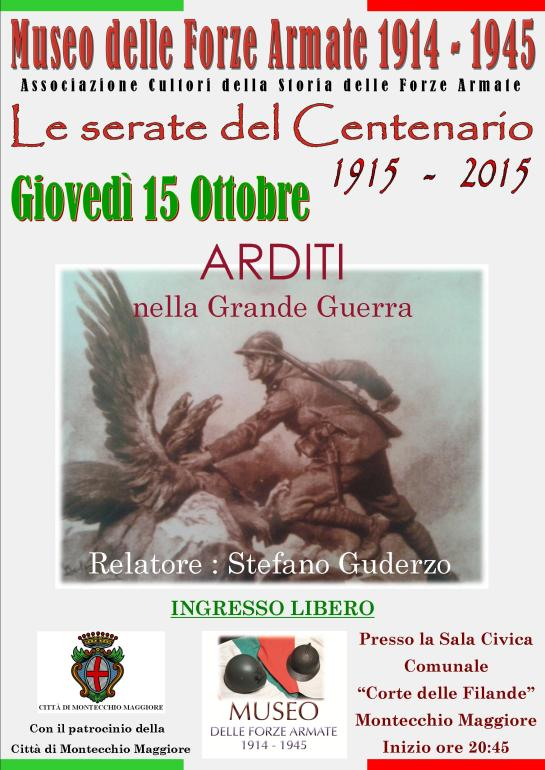 Conferenza 15 Ottobre