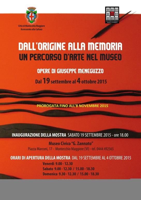 DALL0RIGINE ALLA MEMORIA - LOCANDINA-proroga (2)