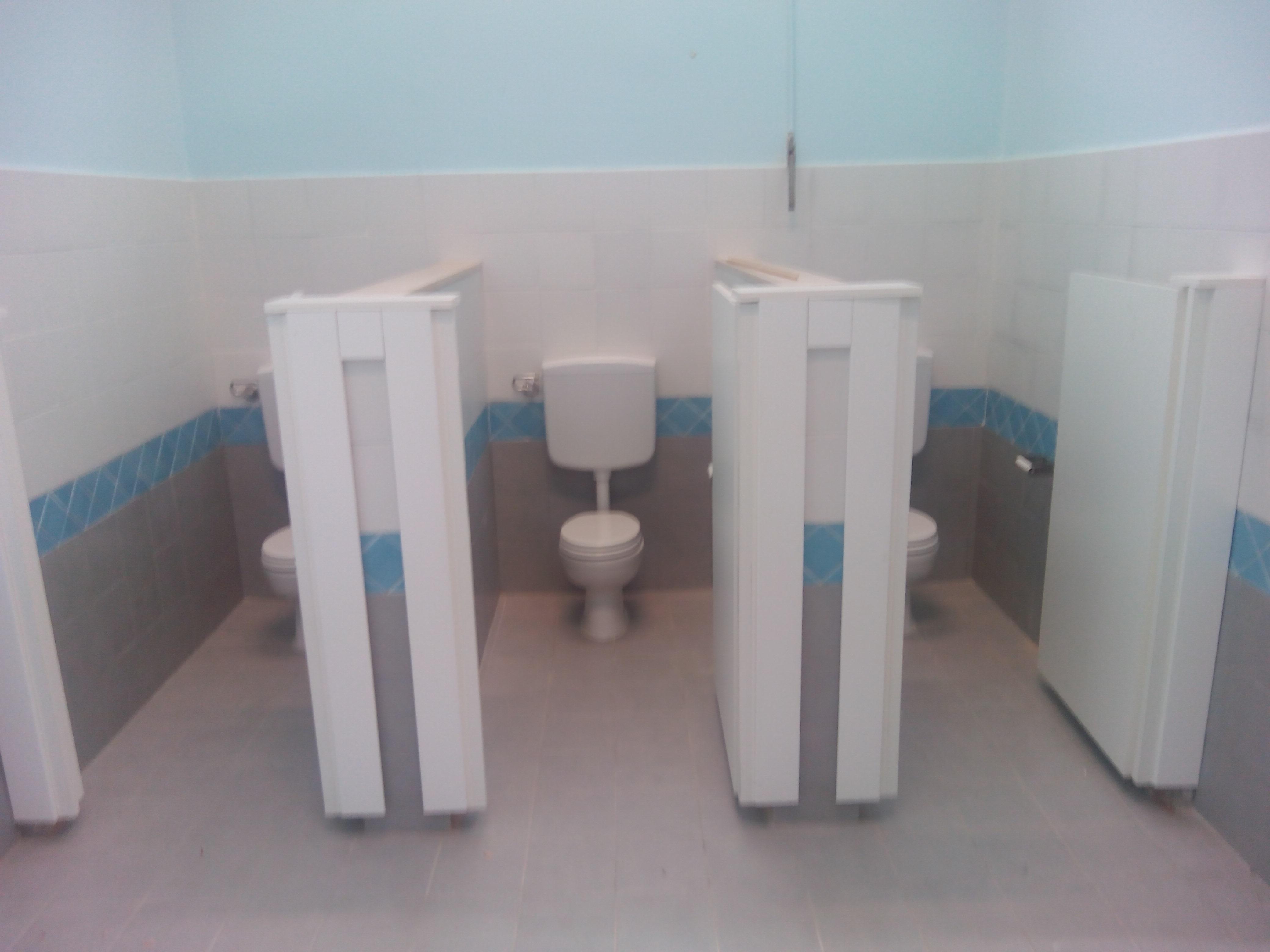 Nuovi bagni e impianto fognario alla scuola per l\'infanzia di S ...