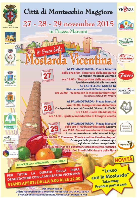 Mostarda 2015 Locandina