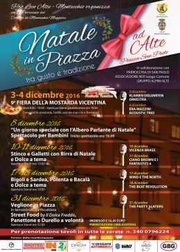 Natale in piazza2016