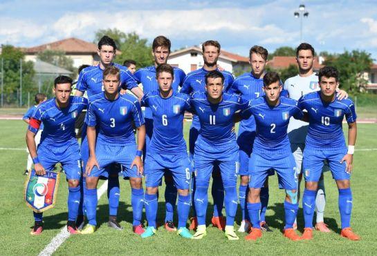 Italy U18 v Slovenia U18 - International Friendly
