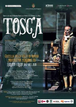 """Estate d'Eventi: sabato la """"Tosca"""" e domani un incontro per conoscerel'opera"""