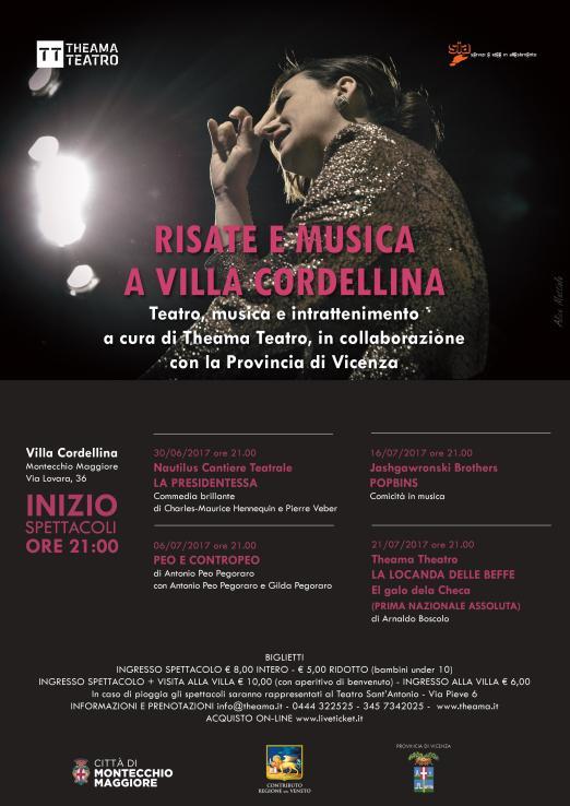 Risate e Musica a Villa Cordellina (1)