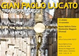 Incontro con l'artista Gian PaoloLucato