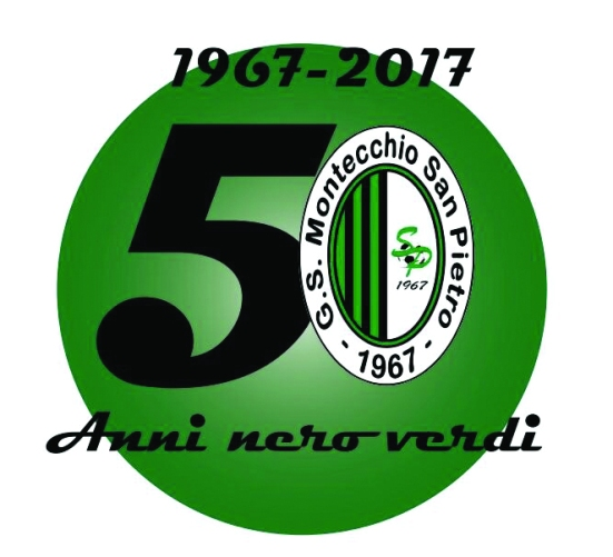 Logo 50 anni San Pietro