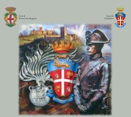 Concerto della Fanfara del 3° Reggimento Carabinieri Lombardia, inaugurazione e intitolazione della nuova Tenenza deiCarabinieri