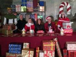 Babbo Natale apre per 8 giorni la sua dimora alle Priare deiCastelli