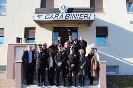 Il Sottotenente Leonardo Mirto è il nuovo Comandante della Tenenza deiCarabinieri