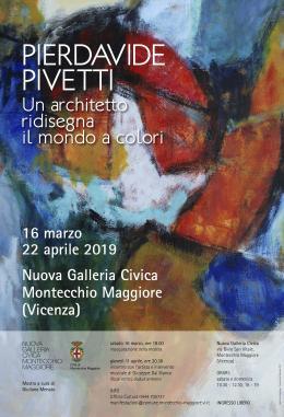 Pierdavide Pivetti espone nella Nuova GalleriaCivica