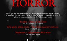 Estate d'Eventi: La nottehorror
