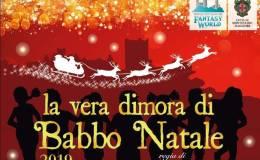 """Un avvicinamento al Natale da favola, grazie alla """"Vera dimora di BabboNatale"""""""