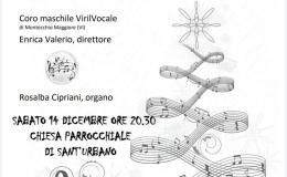 """La musica accompagna il """"Natale tra icolli"""""""