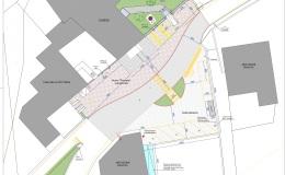Valdimolino, nuova piazza e interventi per la sicurezza deipedoni