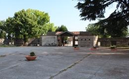 Cimitero del capoluogo: partono i lavori di riqualificazione dell'area esternad'ingresso