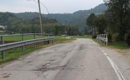 Accordo sovracomunale per l'asfaltatura di viaValdimolino
